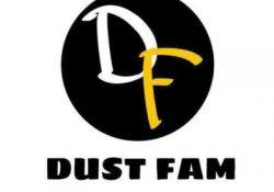 Dust Fam x Dot Records – Black & Gold