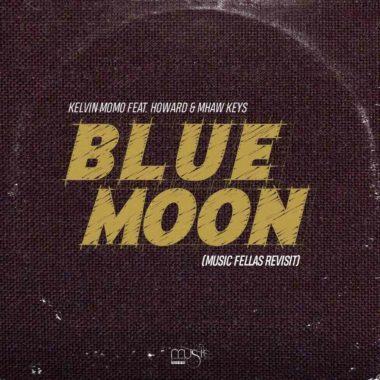 Kelvin Momo – Blue Moon (Music Fellas Revisit) ft. Howard & Mhaw Keys