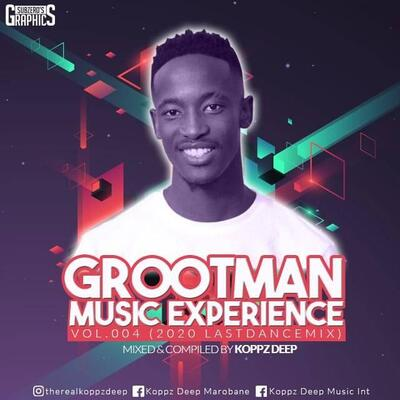 Koppz Deep – Grootman Music Experience Vol 004 Mix