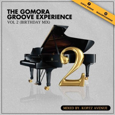Kopzz Avenue – The Gomora Groove Experience Vol 2 (Birthday Mix)