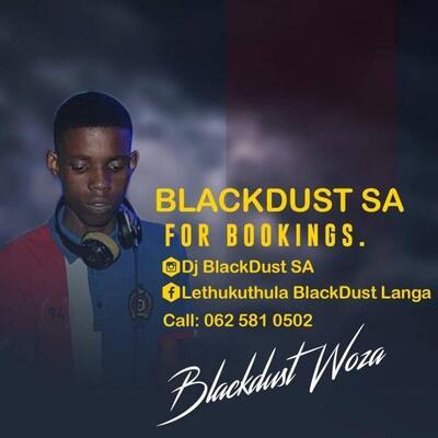Msoh Da Dj x BlackDust – Nkiinobho