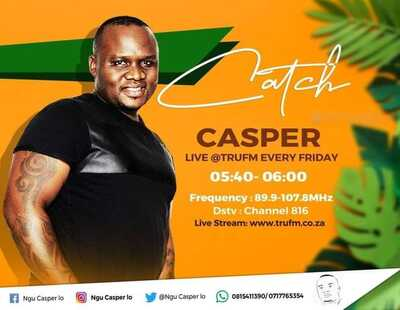 Ngu Casper Lo – Tru FM Radio Mix