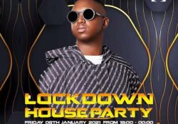 Shimza – Lockdown House Party Mix (08 Jan 2021)