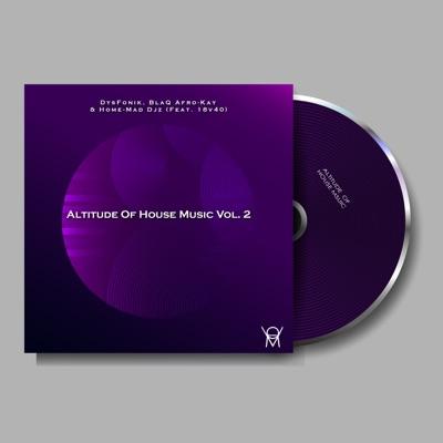 DysFonik, BlaQ Afro-Kay & Home-Mad Djz – Love Portion ft. 18v40