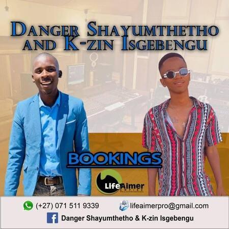 Danger & K-zin Isgebengu – Step Forward ft. Viji